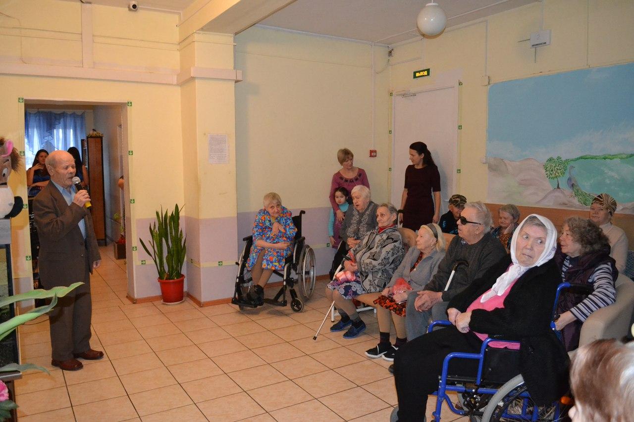 Дома для престарелых и инвалидов в ленинградской области поселок пансионат для пожилых